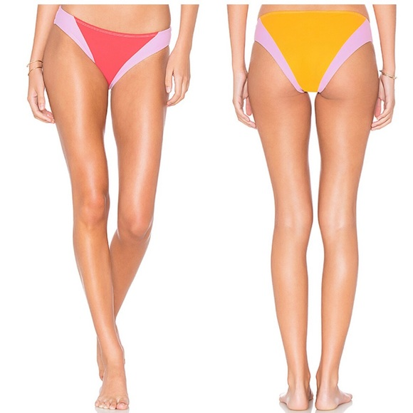 Flagpole Other - Flagpole Celine Color Block Bikini Bottom M